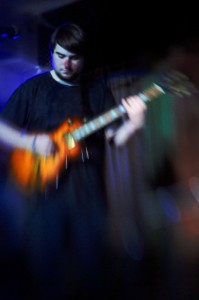 Andrew Roth on Guitar